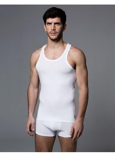 U.S. Polo Assn. 2'li Atlet Beyaz